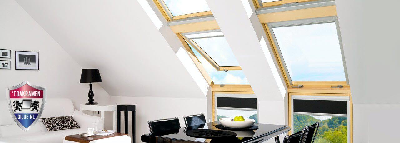 Daglichtsysteem - 't Dakramen Gilde Nederland