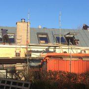 Bouwbedrijf Geertse - Woning met dakramen